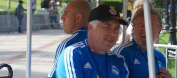 Carlo Ancelotti Head Coach