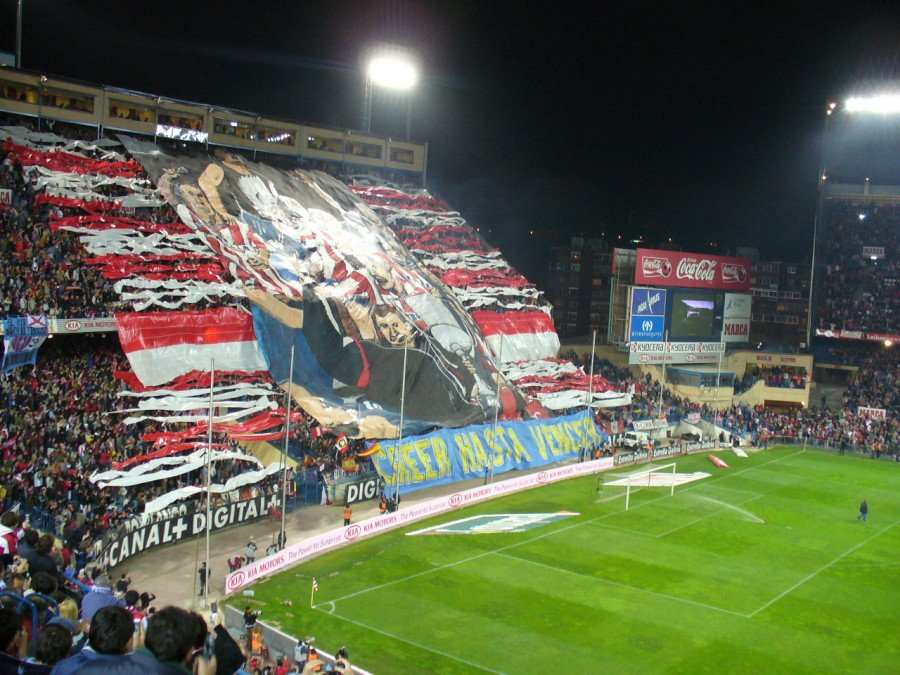 Stadio Atletico Madrid