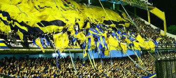 Boca Juniors curva