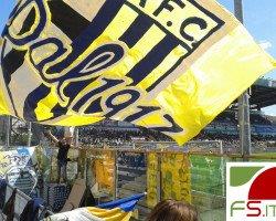 Curva Parma Stadio