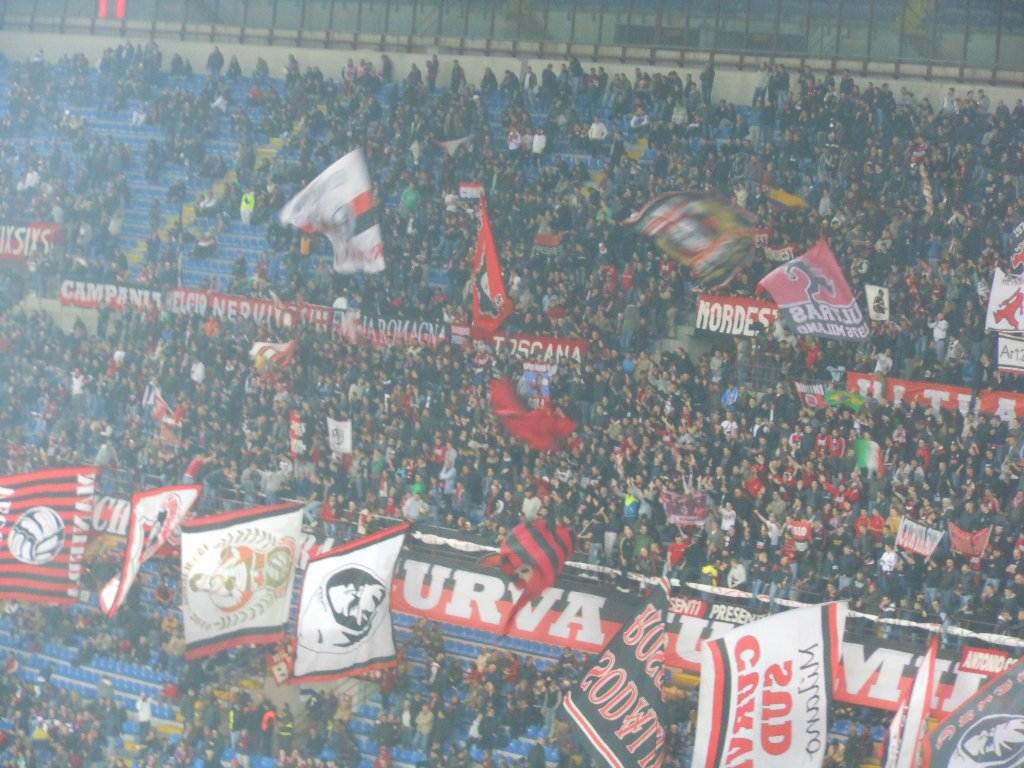 Curva Sud San Siro Milano