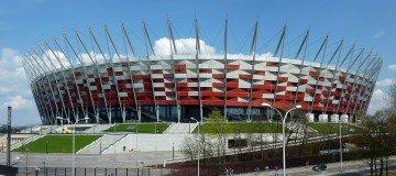 Stadio Varsavia, Europa League