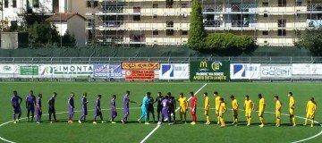 Fiorentina Primavera contro il Modena