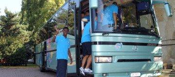 Inter Primavera bus