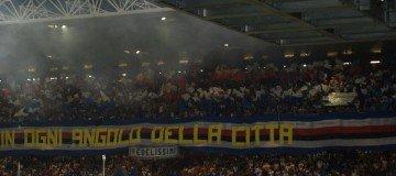 Stadio Sampdoria Curva