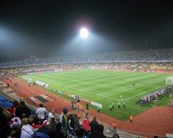 Tifo stadio nigeria