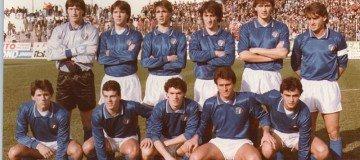 Nazionale under 21 1986