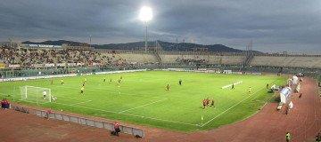 Livorno campo da gioco
