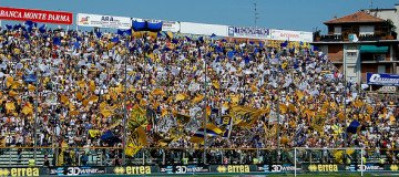 Curva tifosi Parma, Manenti