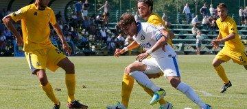 Modena Primavera durante match contro l'Inter