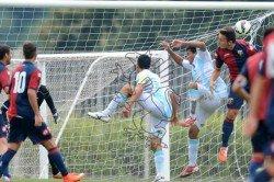 Virtus Entella-Genoa Primavera goal