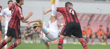 Milan-Inter derby scontro di gioco