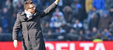Di Francesco, allenatore Sassuolo