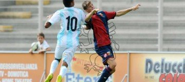 Genoa Virtus Entella stop