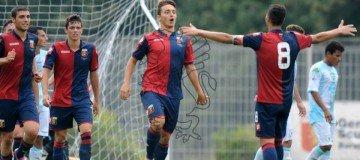 Genoa Virtus Entella goal