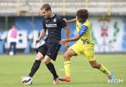 Inter Chievo Verona Puscas