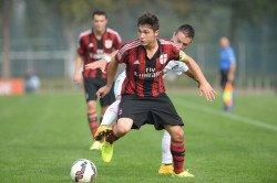 Inter - Milan, Alessandro Mastalli nel match Primavera