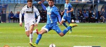 Riccardo Saponara, Serie A