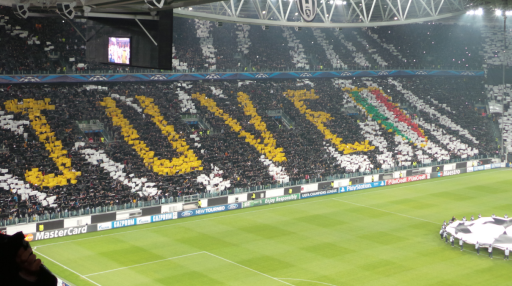 Juventus, i tifosi