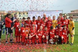 Bayer-premiazione - Torneo Abano Terme
