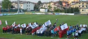 Cerimonia Apertura - Torneo Abano Terme