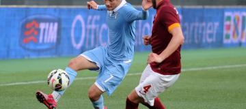 Finale andata Roma-Lazio Coppa Italia Primavera