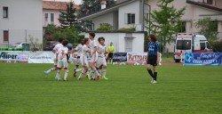 Milan esultanza - Torneo Abano Terme