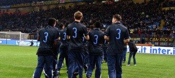 Squadra Primavera Inter al San Siro