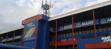 Sassuolo piazzale esterno Mapei