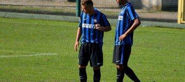 Dimarco e Delgado Inter