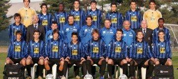 Atalanta al Torneo Beppe Viola nel 2008