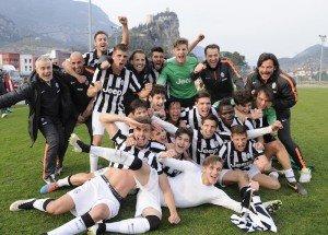 Juventus premiazione Torneo Beppe Viola
