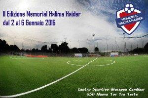 Memorial Halima Haider
