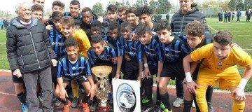 Atalanta vincitrice del Torneo Pecci 2016