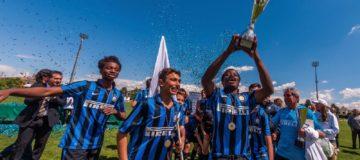 Esultanza inter, Torneo Città di Abano Terme