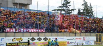 Tifosi del Benevento