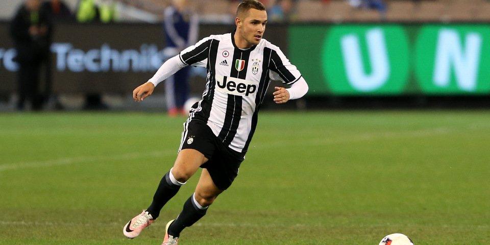 Lirola, Juventus