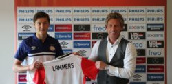 Sam Lammers centravanti olandese