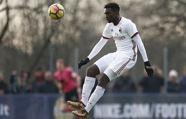 Terza Maglia AC Milan FRANK TSADJOUT