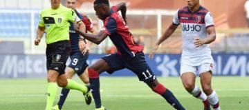 Christian Kouamé: dalla Costa D'Avorio al Prato, poi Sassuolo ed Inter. La rinascita di Cittadella e la scalata in Serie A col Genoa. La sua storia.