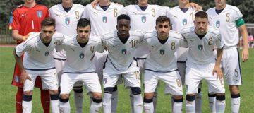 italia under 16