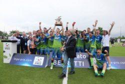 Campionato Berretti: anche questa settimana tre gironi sono scesi in campo per la sesta giornata, mentre altri due hanno già giocato il settimo turno.