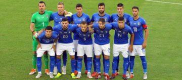 Nazionale Under 21: Il ct Di Biagio dovrà privarsi anche di Gaetano Castrovilli, che ha lasciato il ritiro dopo un sovraccarico muscolare.