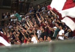 Simone Franchini: nel match di campionato odierno contro il Siracusa è arrivato il suo primo gol in assoluto tra i professionisti.