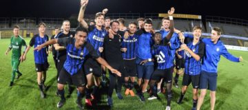 Under 16 Serie A e B: riposano Milan e Roma, la Juve va a Livorno e l'Inter è impegnata a Bologna. Il programma completo del settimo turno.
