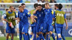 Italia Under 20: vantaggio azzurro, rimonta tedesca e controrimonta italiana. Spettacolo nel match pomeridiano allo stadio Ricci di Sassuolo.