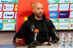 Marco Cuccurullo: il ragazzo classe 2000 ha debuttato in Coppa Italia nel match contro il Cittadella dando ottime impressioni.