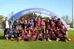 Youth League: alla Roma bastava il pari ma vince a Plzen, la Juve perde ma passa comunque, vince ancora il Real Madrid. Tutti i risultati.