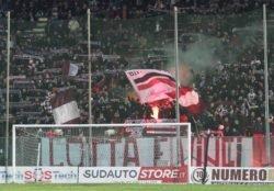 Daniele Verdirosi si è infortunato nel match di campionato contro la Vibonese. Un'assenza importante per questo finale di stagione.