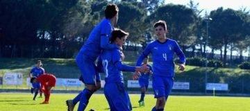 Italia Under 16: dopo il pareggio maturato due giorni fa, gli azzurrini cedono il passo all'Austria prendendo gol al 94esimo minuto.